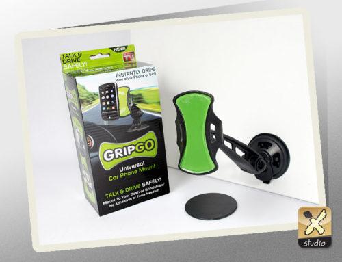 fotografia produktu – zestaw GripGo