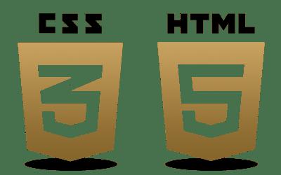 strony internetowe css 3 i html 5