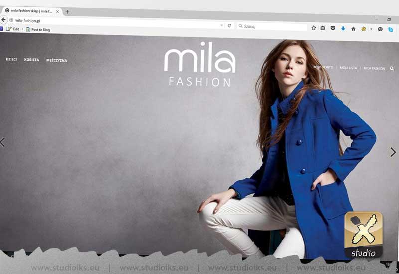 Sklep internetowy Mila-Fashion