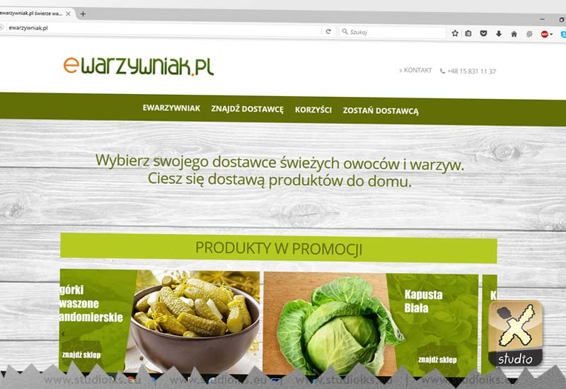 e-warzywniak sklep internetowy