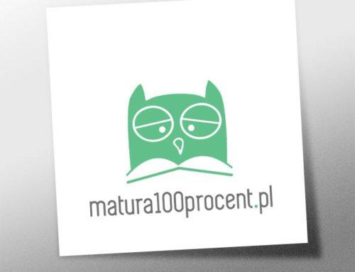 logo – matura100procent.pl