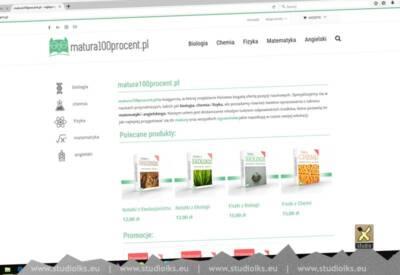 matura100procent - sklep internetowy
