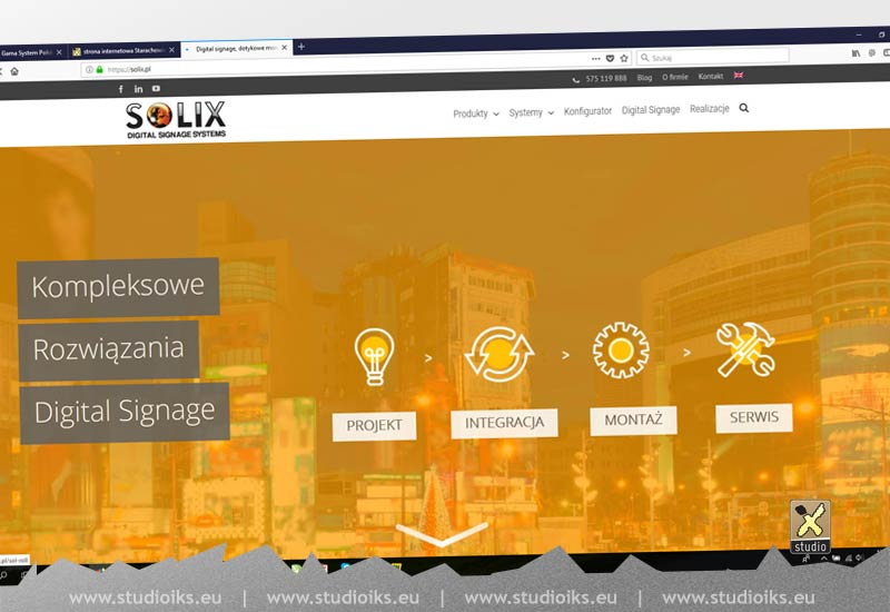 solix strona www