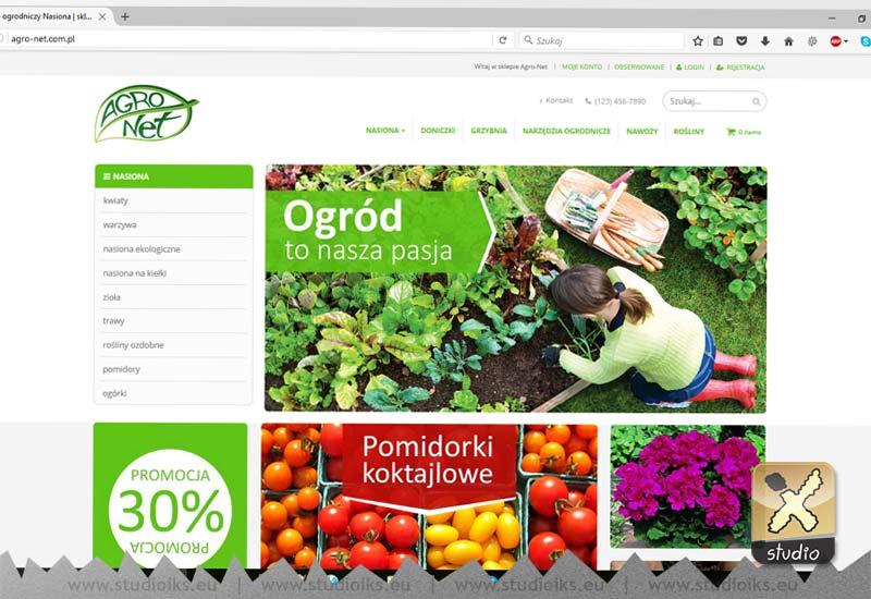 sklep internetowy agro-net