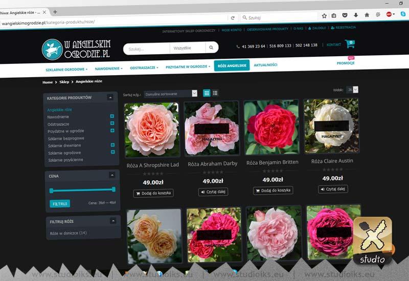 ogrodniczy sklep internetowy