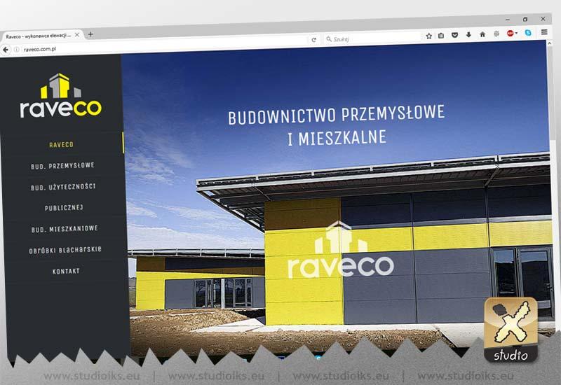 strona www Raveco