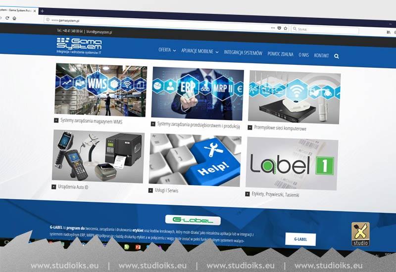 strona internetowa kielce