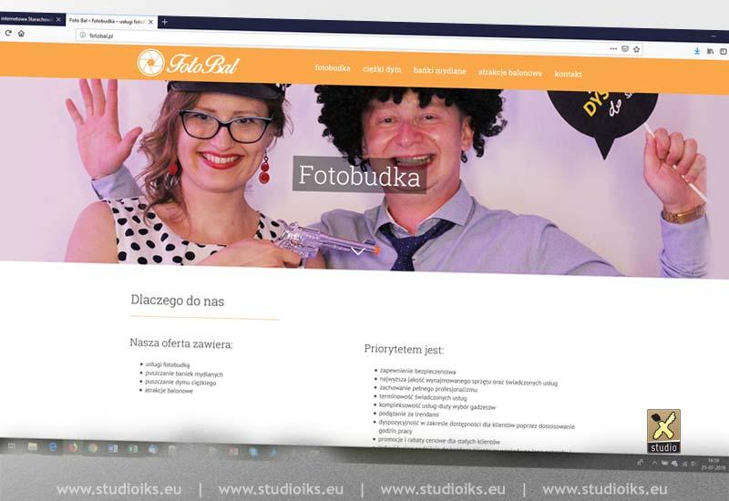 fotobudka - fotobal