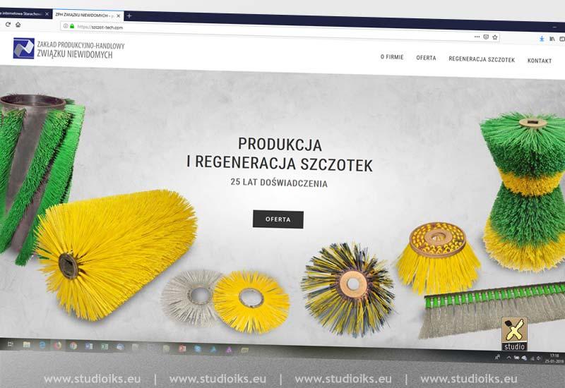 Strona www Kielce